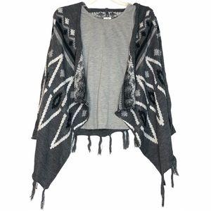 NWT Belle Du Jour 2-Piece Set Sweater Tank Medium